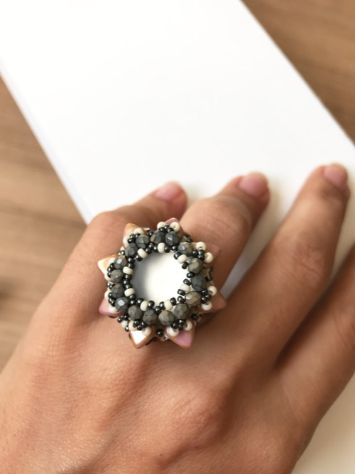 anillo-estrella-gris-miss-fashionista- MF