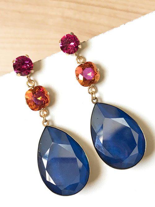 pendientes-trinidad-azul