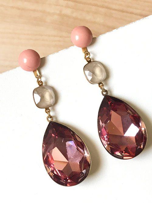 pendientes-trinidad-rosa