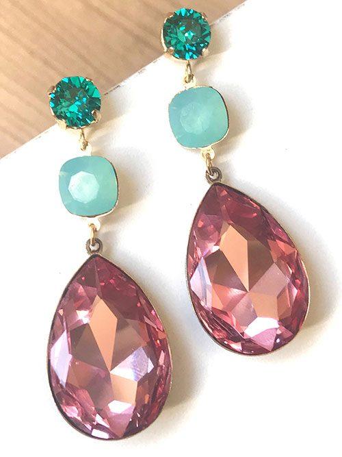 trinidad-pendientes-rosa-fucsia-