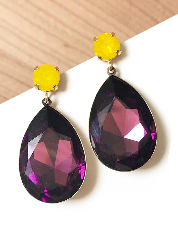 pendientes-barbara-miss-fashionista-violeta-amarillo
