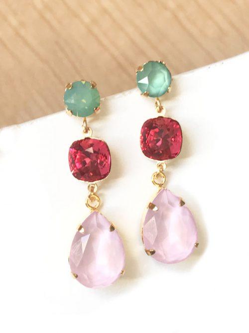 pendientes-mimi-miss-fashionista-rosa-pastel-verde-agua