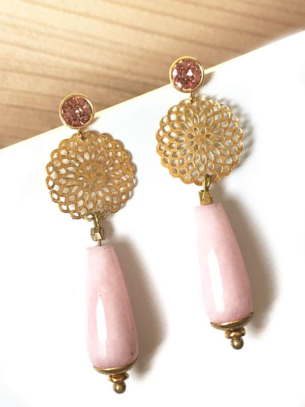 pendientes-roseton-rosa-miss-fashionista