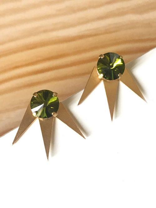 pendientes-gilda-verde-oliva-miss-fashionista