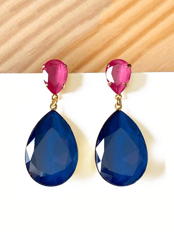 pendientes-buganvilla-azul-klein-miss-fashionista-gigi