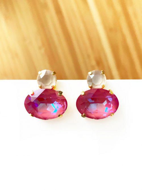 pendientes-olivia-miss-fashionista-rosa-irisado-y-beig